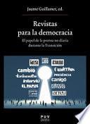 Revistas para la democracia