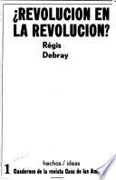 Revolución en la revolución?