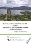 Riesgos naturales en la cuenca del Rio Mira