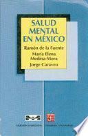 Salud mental en México
