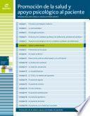 Salud y enfermedad (Promoción de la salud y apoyo psicológico al paciente)