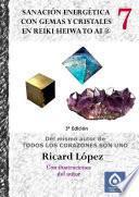 Sanación energética con gemas y cristales en Reiki Heiwa to Ai ®
