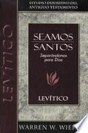Seamos Santos