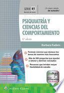 Serie Revisión de Temas. Psiquiatría y Ciencias Del Comportamiento