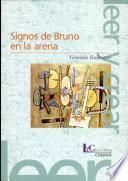 Signos de Bruno en la arena