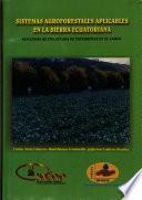Sistemas agroforestales aplicables en la sierra ecuatoriana