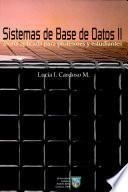 Sistemas de Base de Datos II