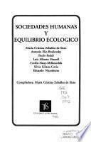 Sociedades humanas y equilibrio ecológico