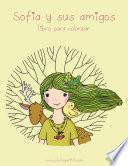 Sofía y sus amigos libro para colorear 1