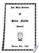 Solar nativo ; Lira dispersa