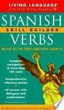 Spanish Verbs Skill Builder Manual