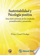 Sustentabilidad y psicología positiva