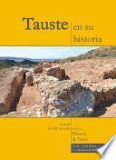 Tauste en su Historia. Actas XIX Jornadas sobre la Historia de Tauste.