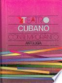Teatro cubano contemporáneo