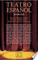 Teatro español [de la A a la Z]