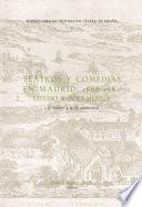 Teatros y comedias en Madrid, 1666-1687