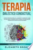 Terapia Dialéctico Conductual