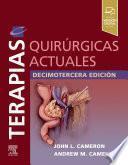 Terapias Quirúrgicas Actuales