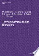 Termodinámica básica. Ejercicios