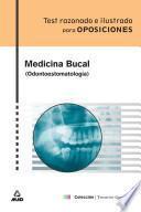 Test Razonado E Ilustrado de Medicina Bucal. E-book