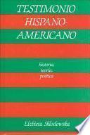 Testimonio hispanoamericano