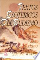 Textos Esotéricos del Budismo