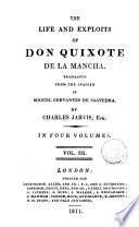 The Life and Exploits of Don Quixote de la Mancha,3