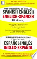 The University of Chicago Spanish-English Dictionary, Fifth Edition