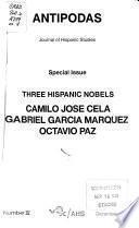 Three Hispanic Nobels