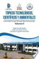 Tópicos Tecnológicos, Científicos Y Ambientales