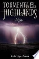 Tormenta en las Highlands