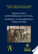 Traducción y sostenibilidad cultural