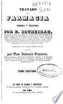 Tratado de farmacia teorico y practico