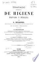 Tratado elemental de higiene privada y pública