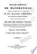 Tratado elemental de matemáticas, 3 (1ra part)