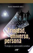 Trinidad, universo, persona