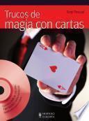 Trucos de magia con cartas (+DVD)