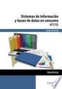 UF1755 - Sistemas de información y bases de datos en consumo