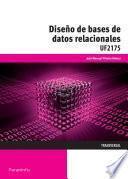 UF2175 - Diseño de bases de datos relacionales