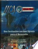 Una Institución con una Agenda para el Desarrollo Plan de Acción 2004/2005 Documento para Discusión Diciembre 2003.