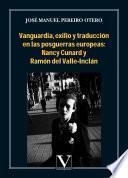 Vanguardia, exilio y traducción en las posguerra europeas: Nancy Cunard y Ramón del Valle-Inclán