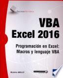 VBA Excel 2016