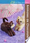 Veinte ideas para hacer Animales de Chocolate