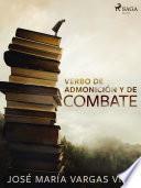 Verbo de admonición y de combate