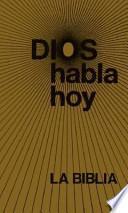 Version Popular - Dios Habla Hoy