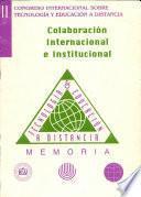 VII Congreso Internacional Tecnología y Educación a Distancia