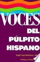 Voces del púlpito hispano