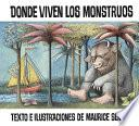 Where the Wild Things Are (Spanish edition)