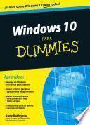 Windows 10 para Dummies